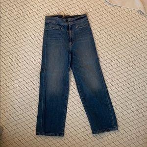 Mother denim high waist jeans